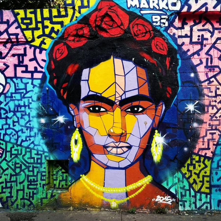 Paris, Francuska, autor Marko (streetartutopia.com)