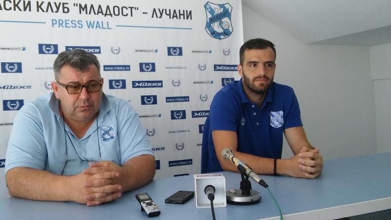 Nenad Milovanović i Ivan Milošević