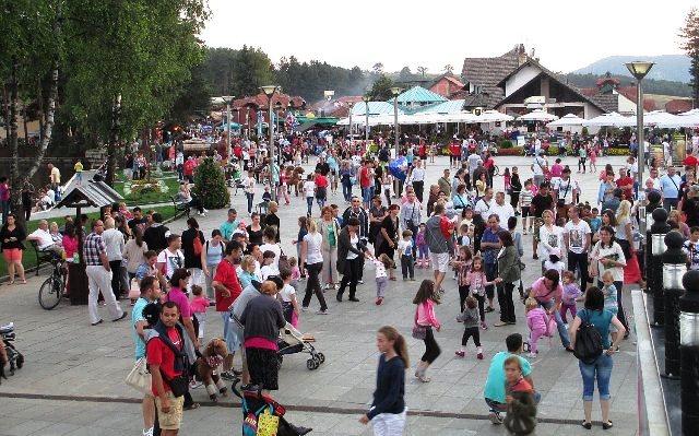 Kraljev trg čeka snagatore, foto: S. Jovičić