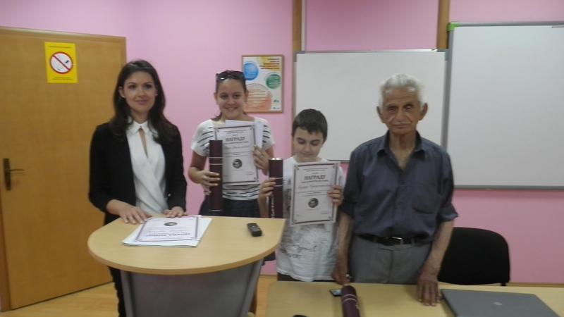 "Prvi dobitnici nagrade ""Dr Milutin Dostanić"", foto: PressLider"