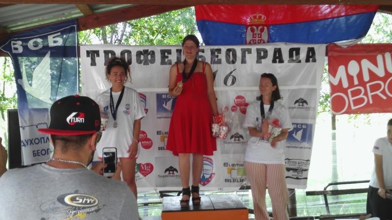 Trofej Beograda pobednice, foto: Vzduhoplovni savez Srbije