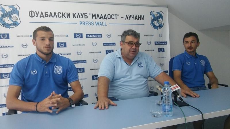 Foto: FK Mladost Lučani