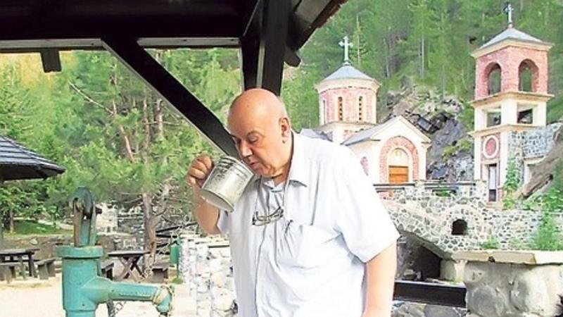 Profesor Ratomir Tišma/ Foto: S. Jovičić