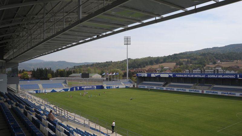 Stadion FK Metalca, foto: sport.rs
