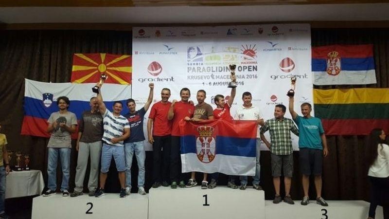 Ekipno Srbija najbolja, foto: VSS