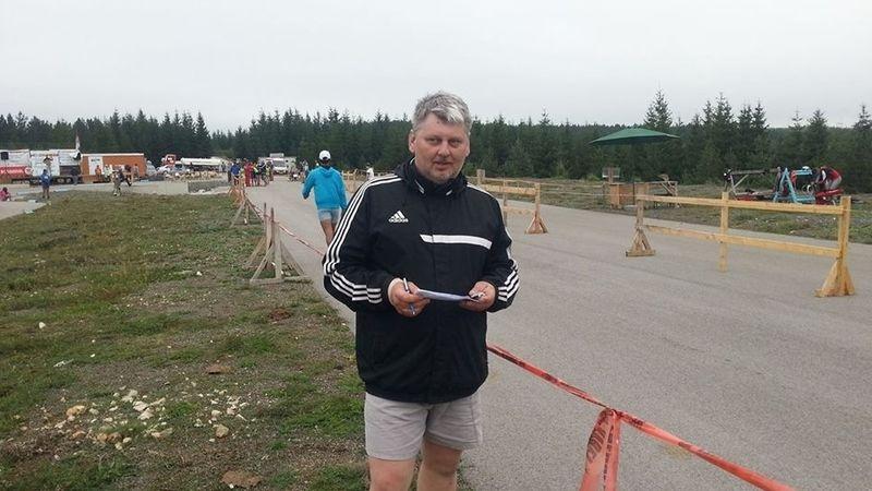 Robert Kontak iz Hrvatske, foto: PressLider