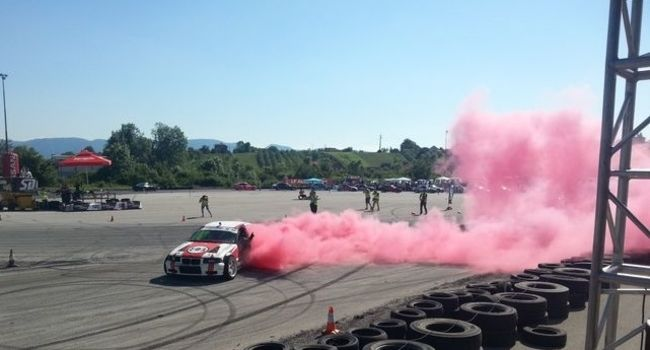 Drift šampionat u Čačku, foto: PressLider