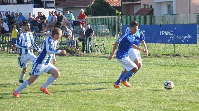 Detalj sa utakmice: foto: Duško Radišić Lejča
