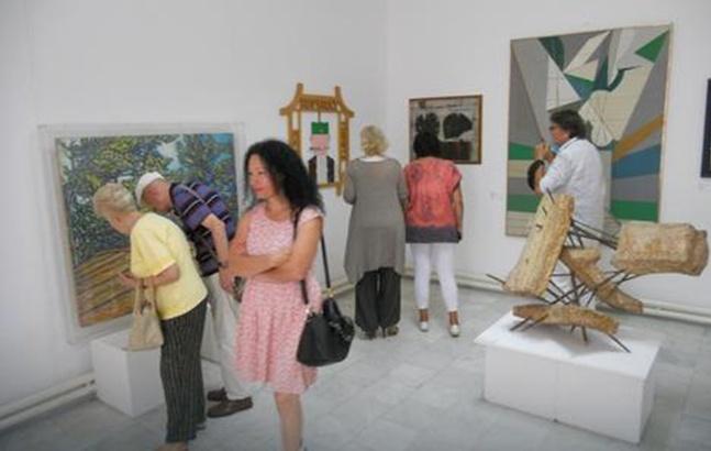 Izložba je otvorena do 23.septembra, foto: V.N. / RAS Srbija