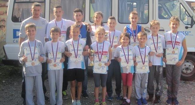 "Atletski klub ""ČAAK"" sa 13 medalja"