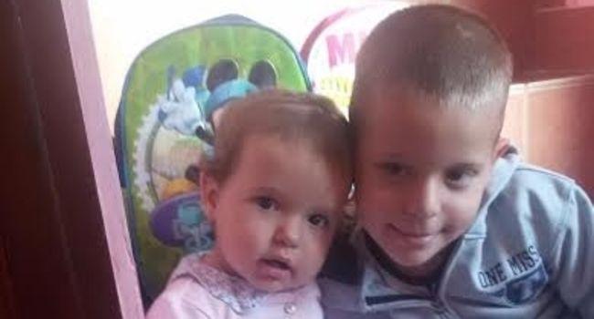 Ćerka Aleksandra i sin Nikolaj
