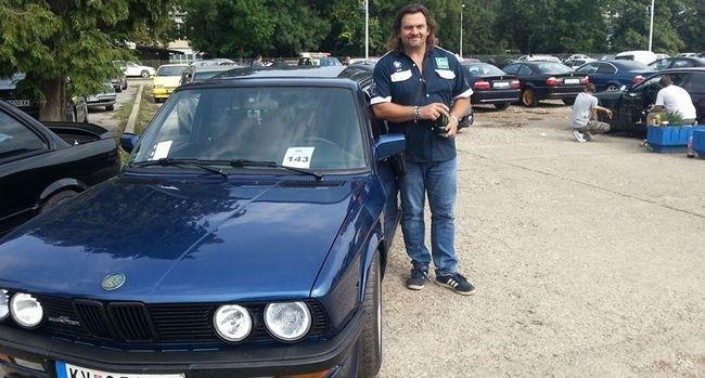 Mario Lazić iz Kraljeva, foto: PressLider