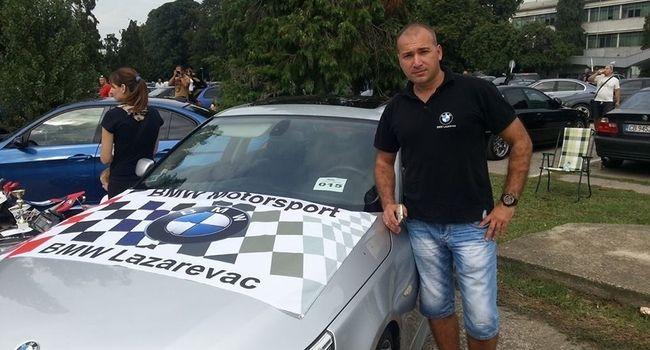 Marko Backović iz Lazarevca, foto: PressLider