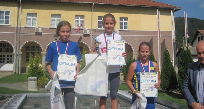 Iva Zelenović, 1. mesto
