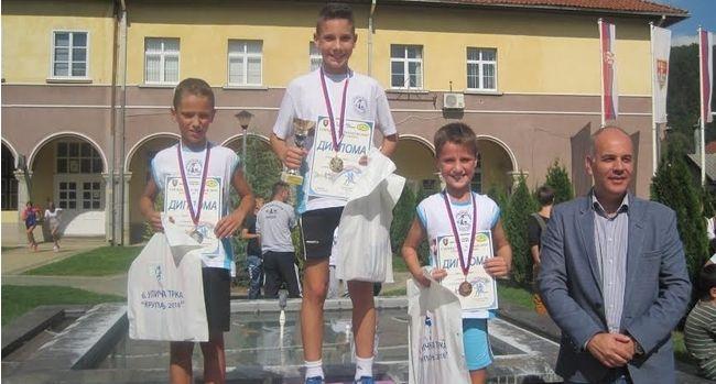 Marjan Milovanković, 1.mesto, Ivica Prelić 2. mesto, Aleksandar Grujić, 3. mesto