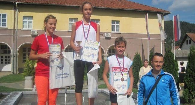 Viktorija Mikić, 2. mesto
