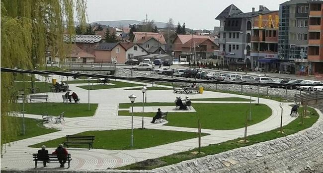 Centar Sjenice: PressLider