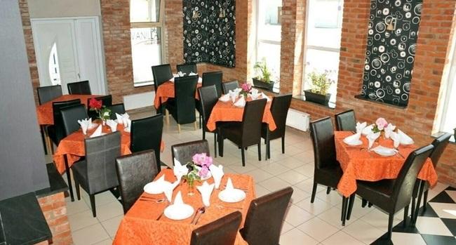 Restoran hotela: Foto: PressLider