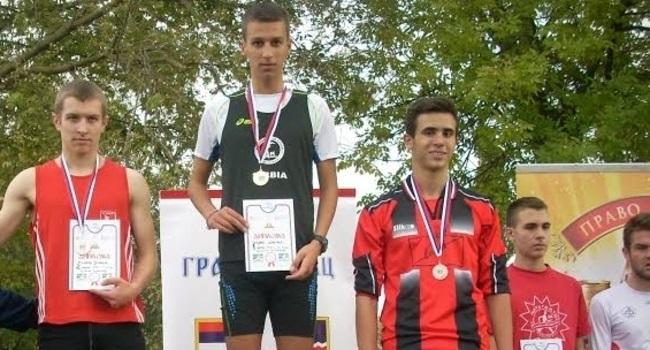 Bogdan Joković, 1.mesto