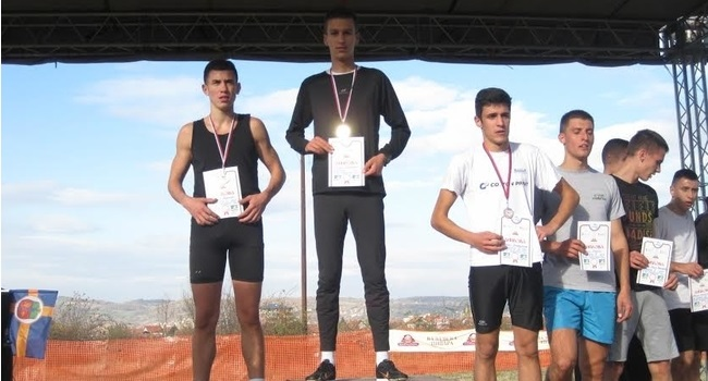 Bogdan Joković 1. mesto