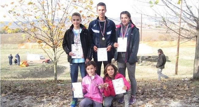 """Pet medalja za """"ČAAK"""""""
