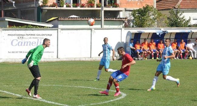 Detalj sa utakmice, foto: Duško Radišić - Lejča