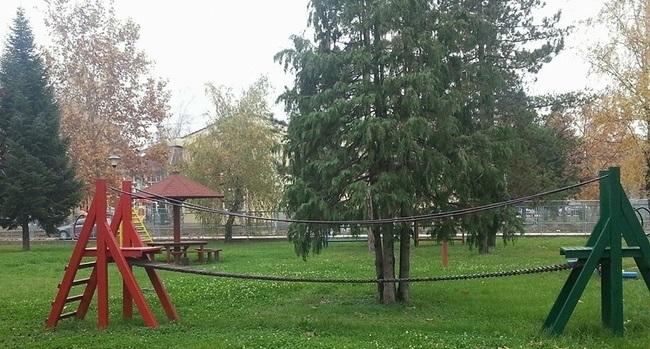 Deo dvorišta škole, foto: PressLider