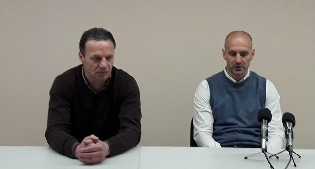 Mladen Dodić i Ilija Stolica, foto: PressLider