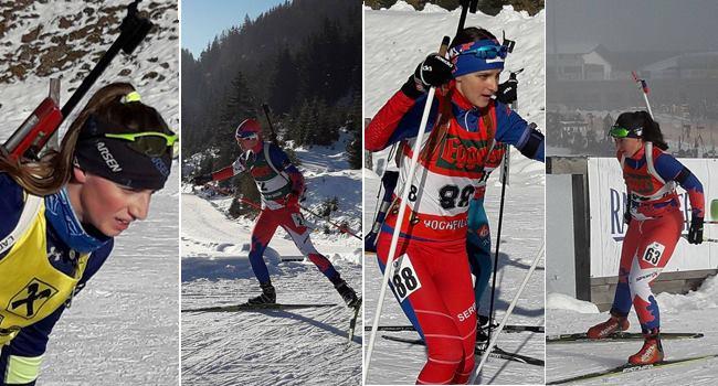 Juniorski reprezentativci, Maida Drndić, Denis Džeković, Berina Sinanović, Džejlana Hašimović, foto: PressLider