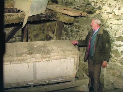 U valjaonici se sve do 1965. godine omekšavalo sukneno vlakno, tkanina koja je pravljena od konoplje, a koristila se za šivenje pantalona i sukanja, foto: N. Božović / RAS Srbija