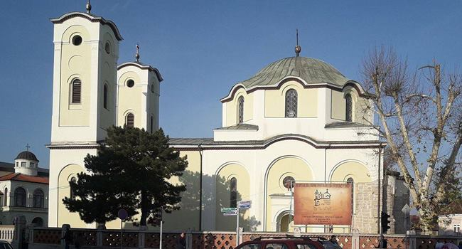 Crkva Svetog Vaznesenja, foto: PressLider