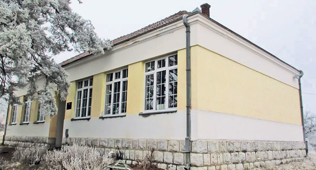 Škola u Tripkovi bez đaka (Foto S. Jovičić)