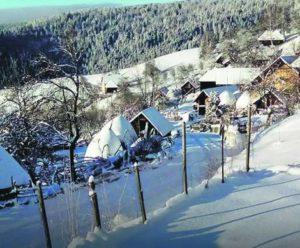 Kada sneg i led okuju sela, Kada sneg i led okuju sela