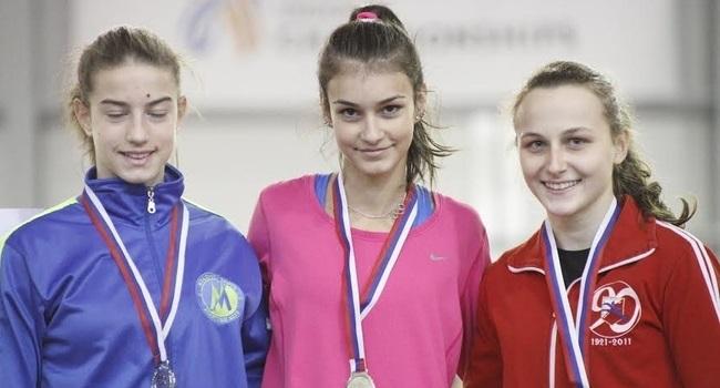 Ivana Ilić 1. mesto
