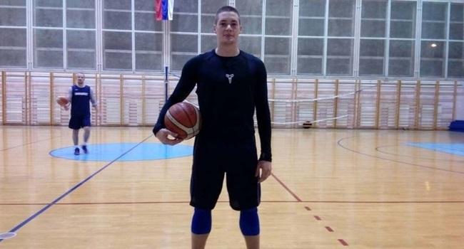 Kapiten KK Železničar, Predrag Panić, foto: PressLider