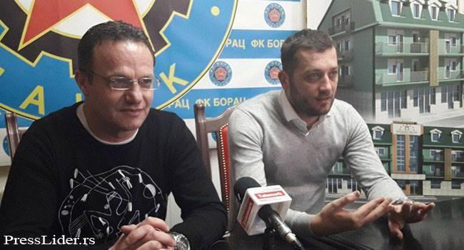 Mladen Dodić i Ivan Stevanović