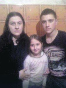 Snežana sa Marijom i Urošem, Foto: Privatna arhiva