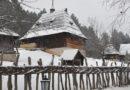 Sirogojno u snežnom ruhu (FOTO)