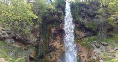 Vodopad i druge atrakcije sela Gostilja
