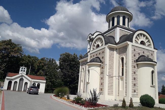 U susret najvećem hrišćanskom prazniku: Raspored BOGOSLUŽENjA HRAMA SVETE MARINE u Atenici