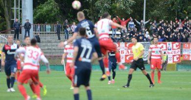 Fudbaleri Borca pružili dostojan otpor crveno-belima (FOTO)