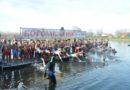 ČAČAK UZ HRABRE PLIVAČE: Prošlogodišnji pobednik ponovo prvi do Bogojavljenskog krsta (FOTO)