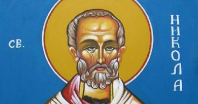 """Danas je """"mladi"""" Sveti Nikola"""