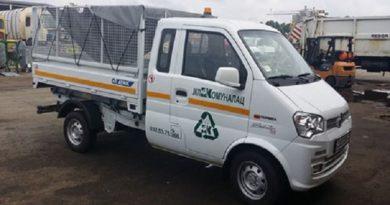 Nova komunalna vozila u JKP Komunalac
