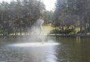 Jezero na Zlatiboru ulepšala plutajuća fontana
