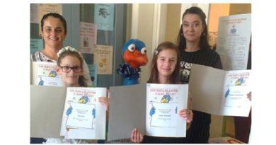 Najmlađi čitaoci čačanske Biblioteke uspešni na Festivalu u Lazarevcu
