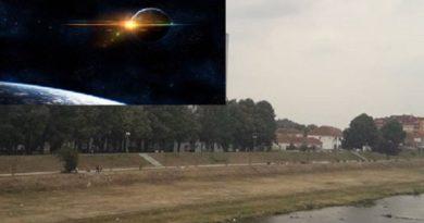 Javno astronomsko posmatranje Meseca na Gradskom bedemu