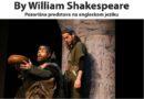 """Pozorišna predstava na engleskom jeziku """"MAGBET"""" u Domu kulture"""