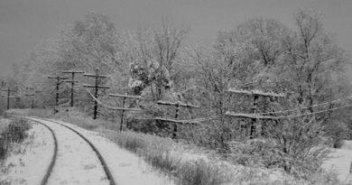 Osam sela u okolini Čačka bez struje zbog kvarova izazvanih snegom