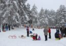 Zlatibor se beli pod snegom